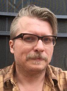 2017 EPL Writer in Residence David van Belle