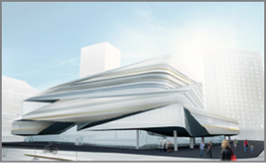 Stanley A. Milner Library Preliminary Design