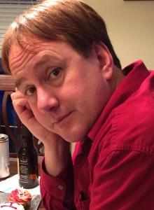 2016 Writer in Residence Wayne Arthurson