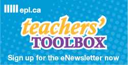 teachers newsletter button